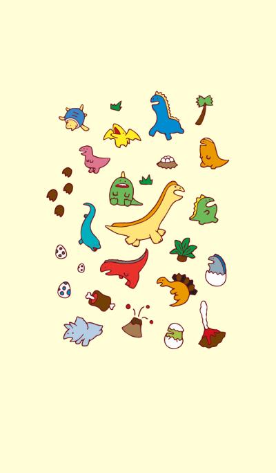 Little-Dinosaur-World