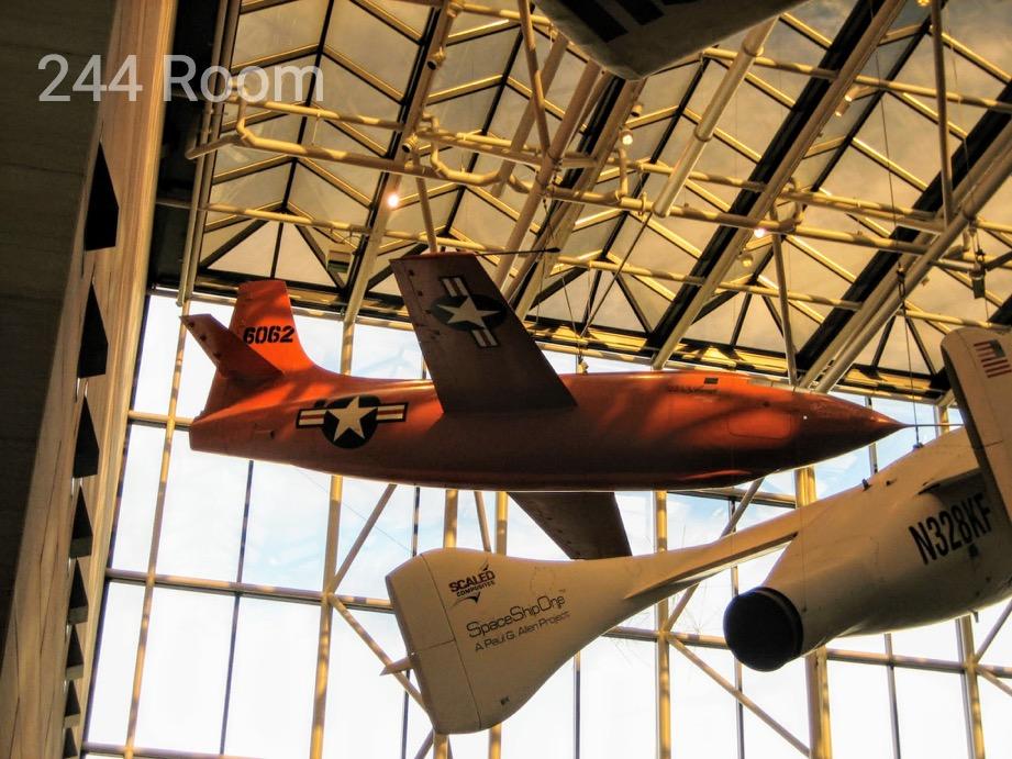 スミソニアン博物館-ベルX-1