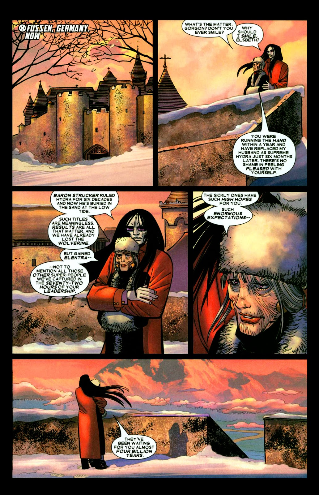 Read online Wolverine (2003) comic -  Issue #26 - 9