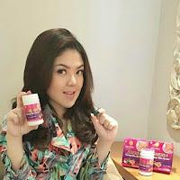 Obat Pelangsing Artis Indonesia Tina Toonita Ampuh Sinensa Beauty Slim Herbal Suplemen Pelangsing Plus Pemutih BPOM