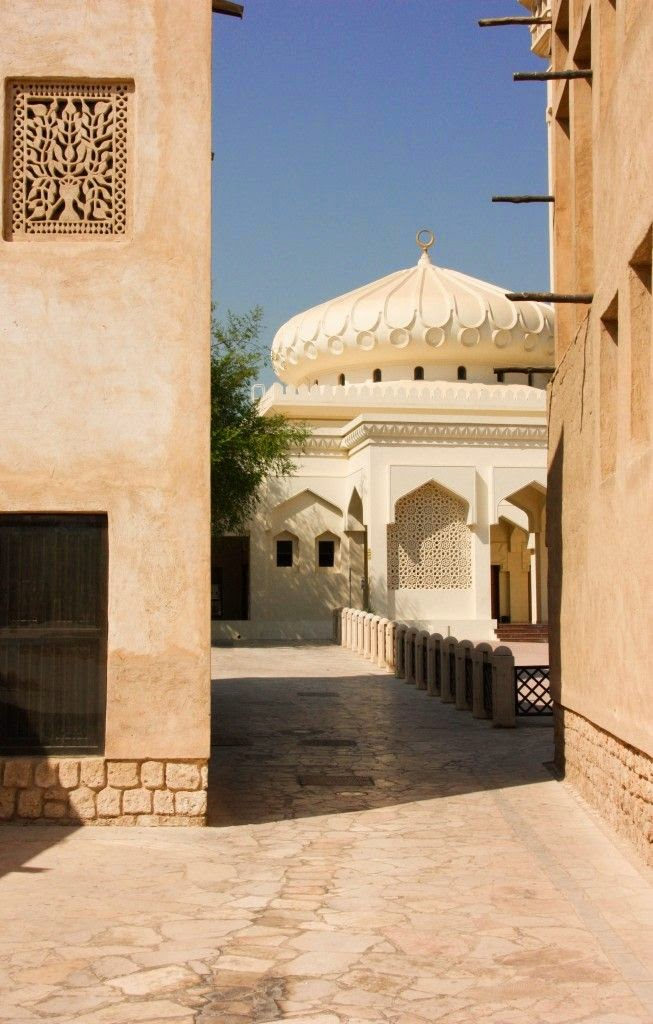 Attractive Destinations in Dubai - Bastakia (Old Dubai)