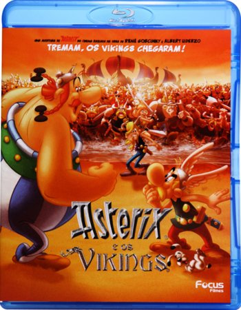 Asterix and the Vikings (2006) Dual Audio Hindi 720p BluRay
