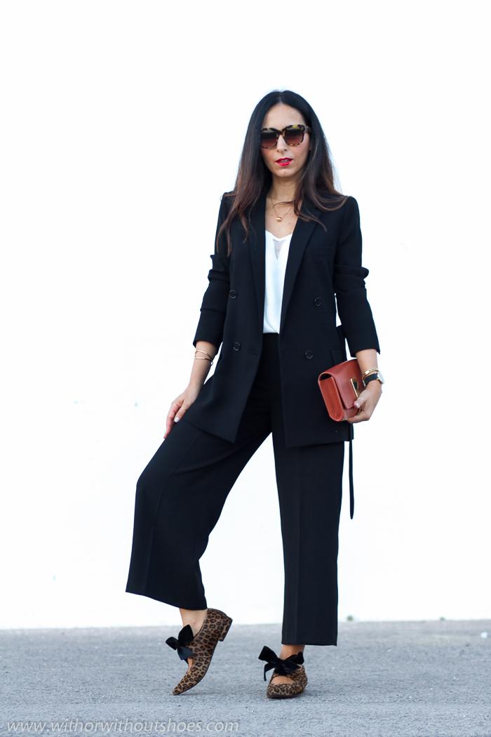 BLog de Valencia de moda con Ideas para vestir en el trabajo oficina estilo comodo formal