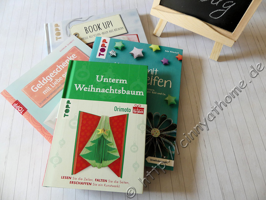 Cinny At Home Was Man Alles Aus Papier Machen Kann Frechverlag Diy
