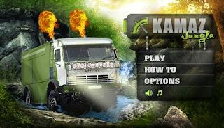 Kamaz Jungle 2 Racing Games