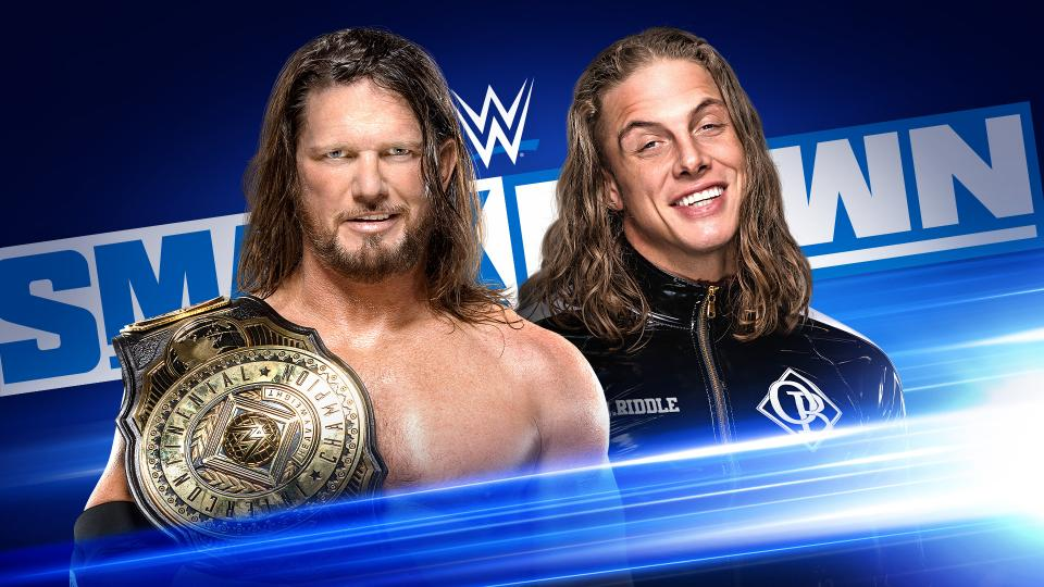 WWE Smackdown Results - July 17, 2020