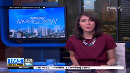Frekuensi siaran Net TV di satelit ChinaSat 11 Terbaru