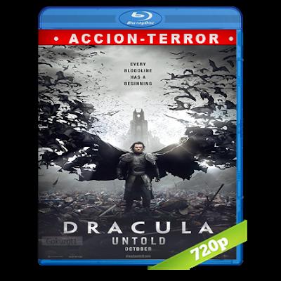 Dracula La Historia Jamas Contada (2014) BRRip 720p Audio Trial Latino-Castellano-Ingles 5.1