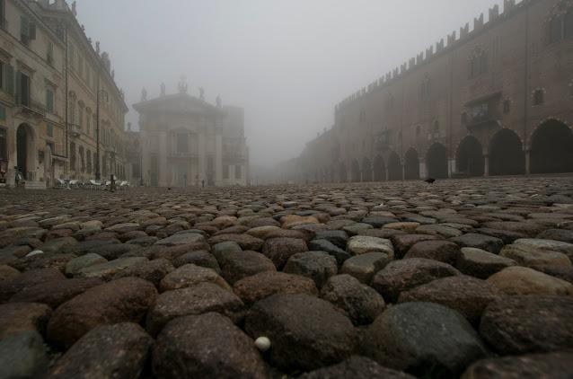 Mantova centro-Piazza Sordello