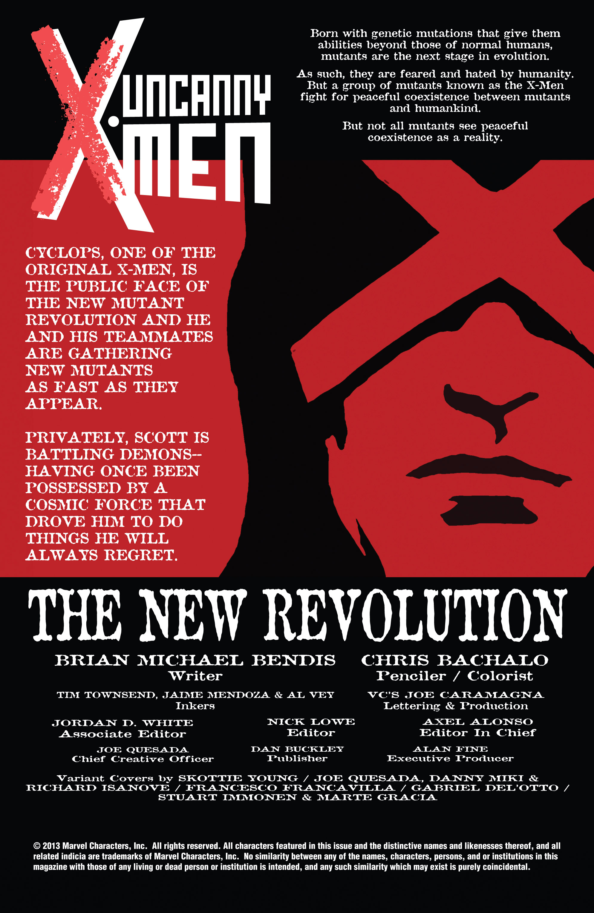 Read online Uncanny X-Men (2013) comic -  Issue # _TPB 1 - Revolution - 4