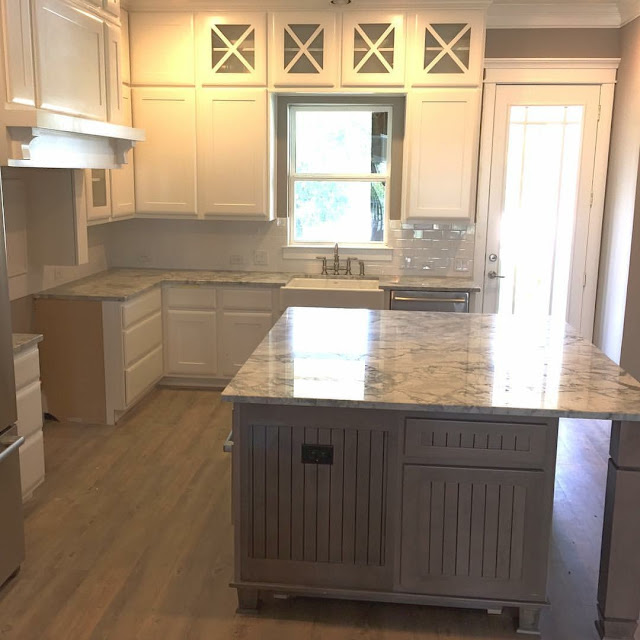 Cabinetry Toppers