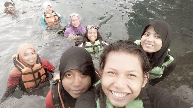 Umbul Ponggok: Snorkelling Unyuk