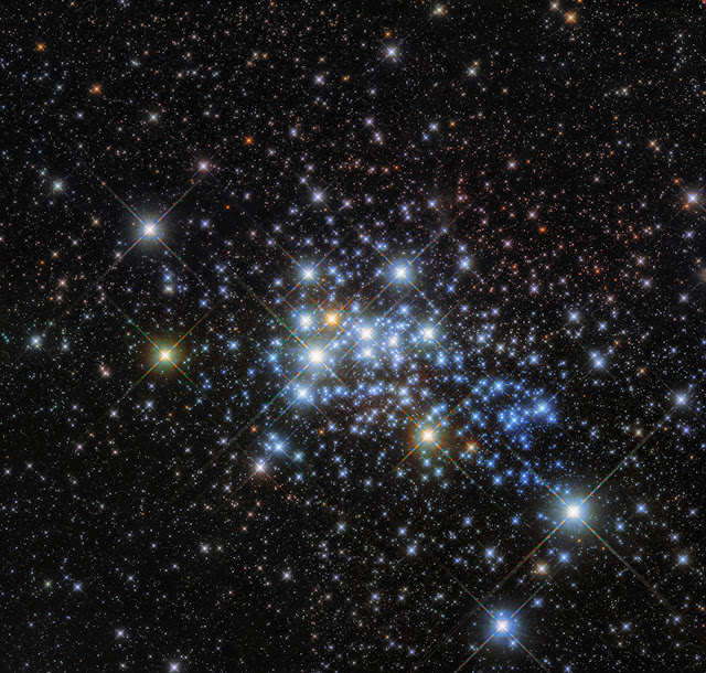 Star Cluster Westerlund 1