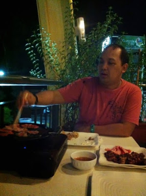 Grill all you can eat at Wensha Antipolo