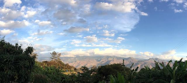 Yunguilla Valley Ecuador