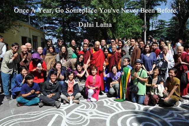Live of Dalai Lama