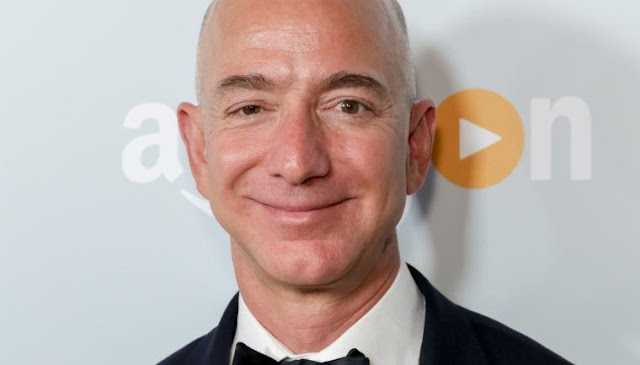 Jeff Bezos becomes richest man in the world with a net worth of USD 141.9 billion