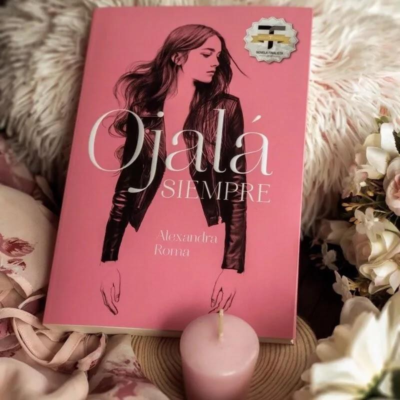 Foto del libro Ojalá siempre de la autora Alexandra Roma