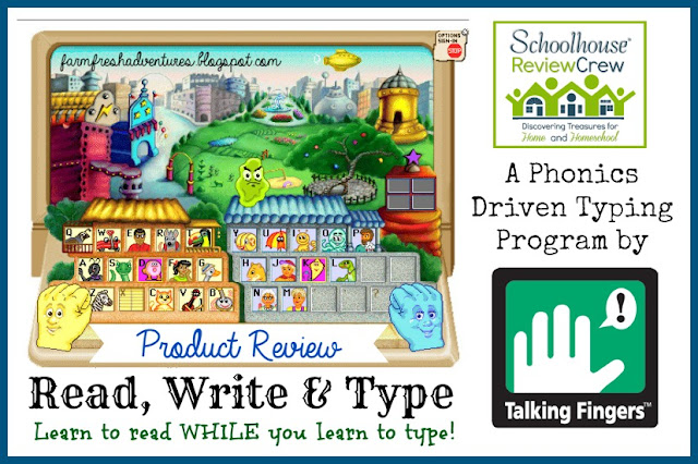 Read, Write & Type by Talking Fingers Inc. Product Review