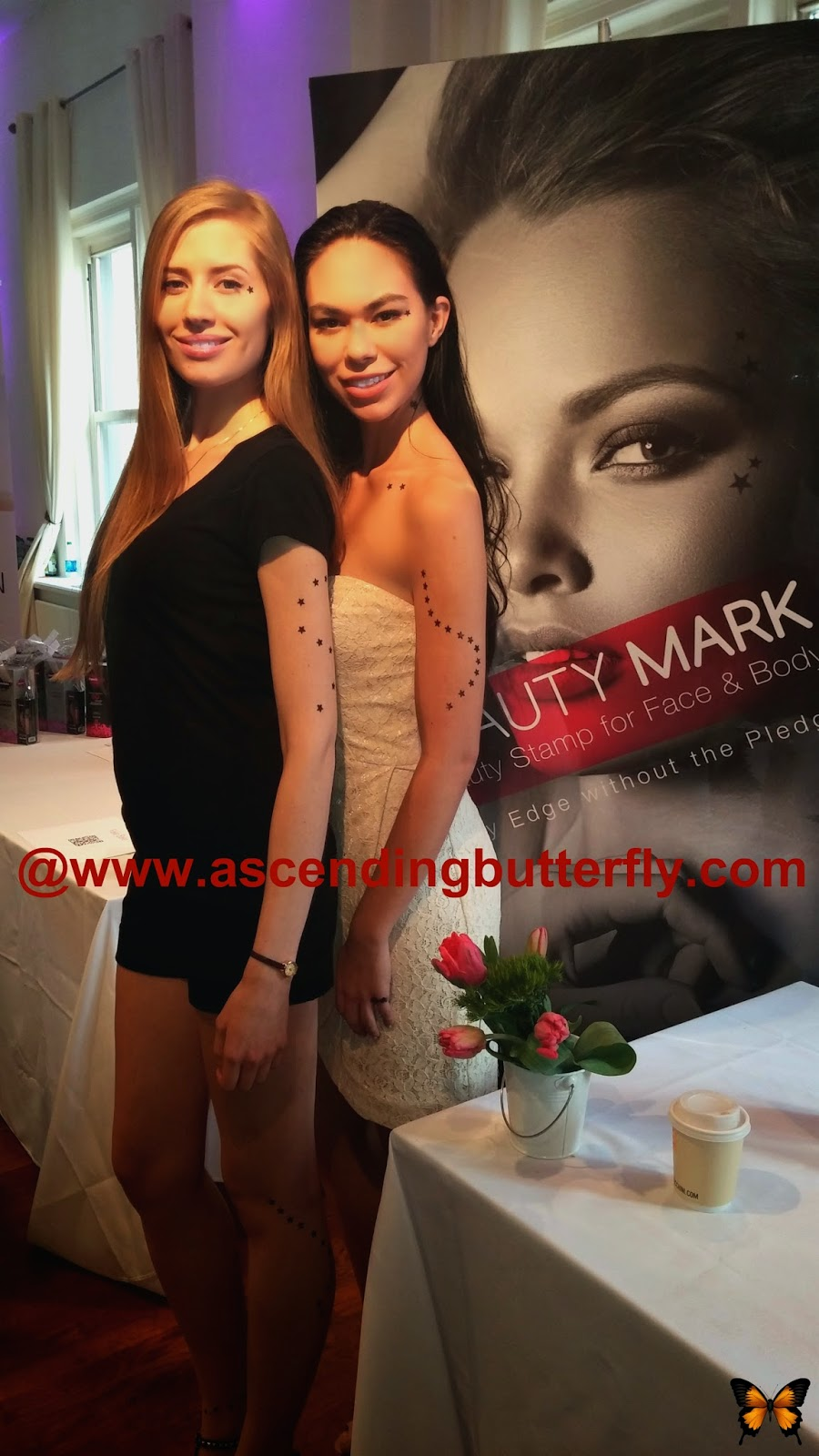 Absolute New York, NickaK New York Beauty Mark Beauty Stamp for Face and Body at BeautyPress Spotlight Day February 2014