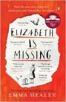 cover of Elizabeth is Missing
