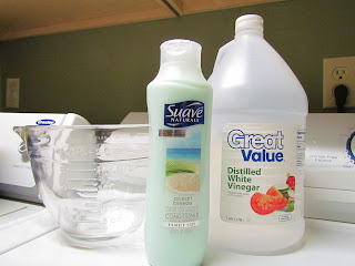 Homemade FAbric Softener #callmepmc www.callmepmc.com