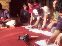 Remaja Semarang Ikuti Sarasehan Menggambar Kartun Bersama SECAC