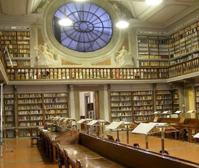 La Biblioteca degli Uffizi