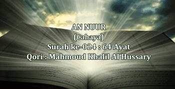 Surah An Nur termasuk kedalam golongan surat Surat | Surah An Nur Arab, Latin dan Terjemahan