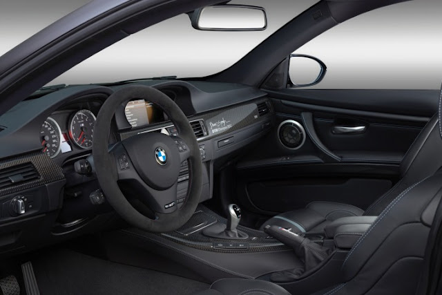 BMW M3 DTM Champion Edition Interior