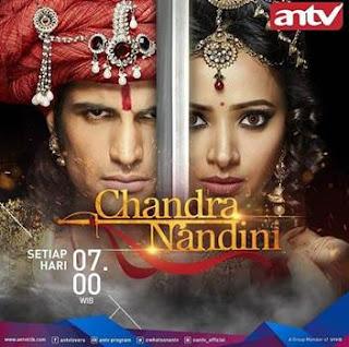 Sinopsis Chandra Nandini Episode 14 - 16