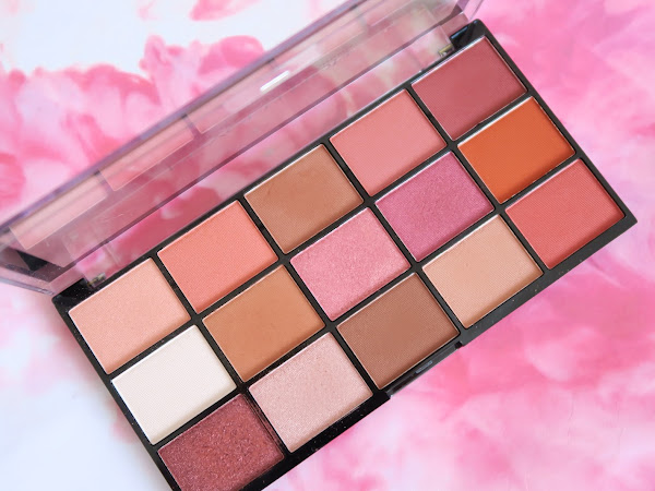 Review - Paleta Reloaded Newtrals 2 Makeup Revolution