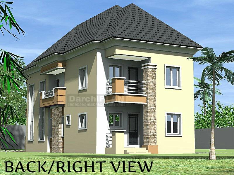 Nigeria Building Style Architectural Designs By Darchiplan