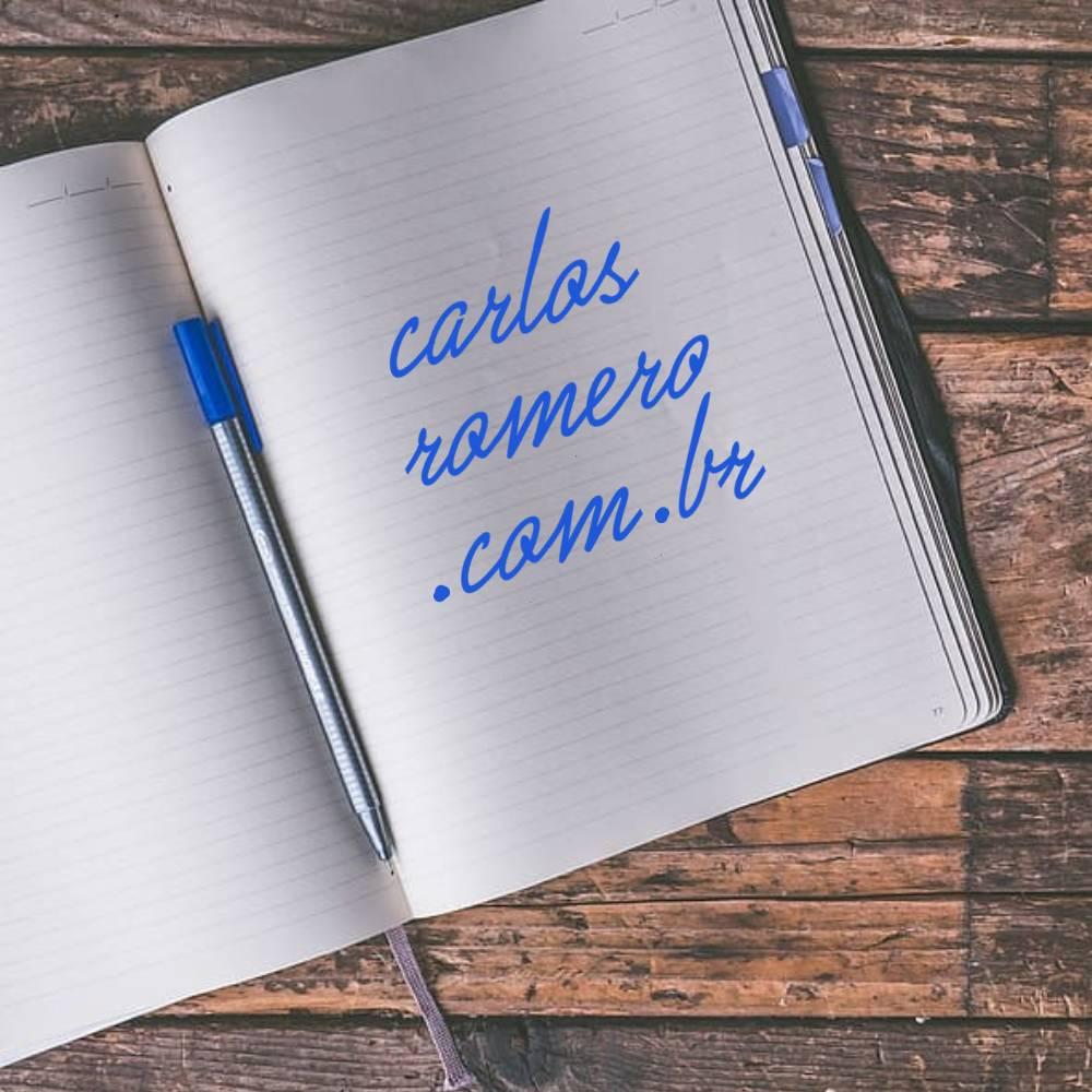 ambiente de leitura carlos romero jose leite guerra saudades da caligrafia manuscrito habito escrever mao vicio de teclar