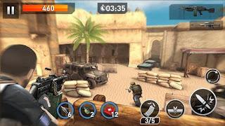 Daftar Game Perang Offline Di Android Terbaru :