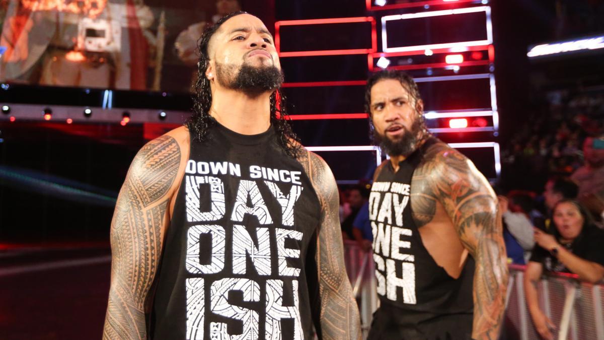 WWE indecisa com planos para Jey Uso