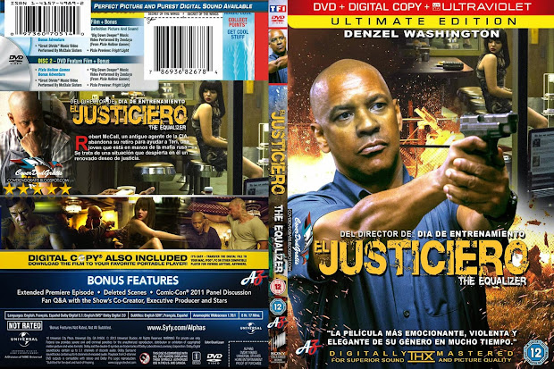 The Equalizer Dvd Cover Imgurl