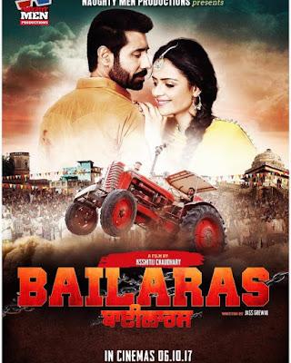 Bailaras 2017 Punjabi WEB-DL 480p 200Mb x265 HEVC