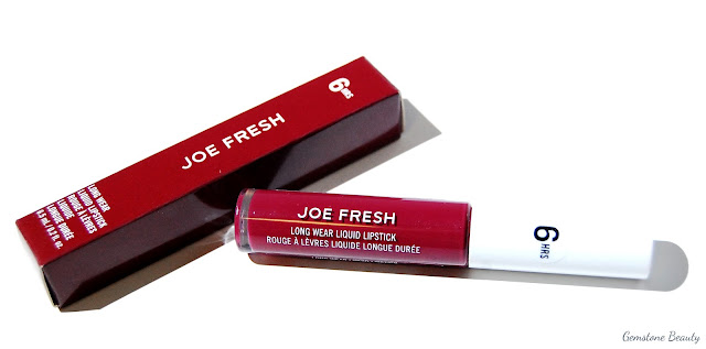 Joe Fresh Beauty liquid lipstick