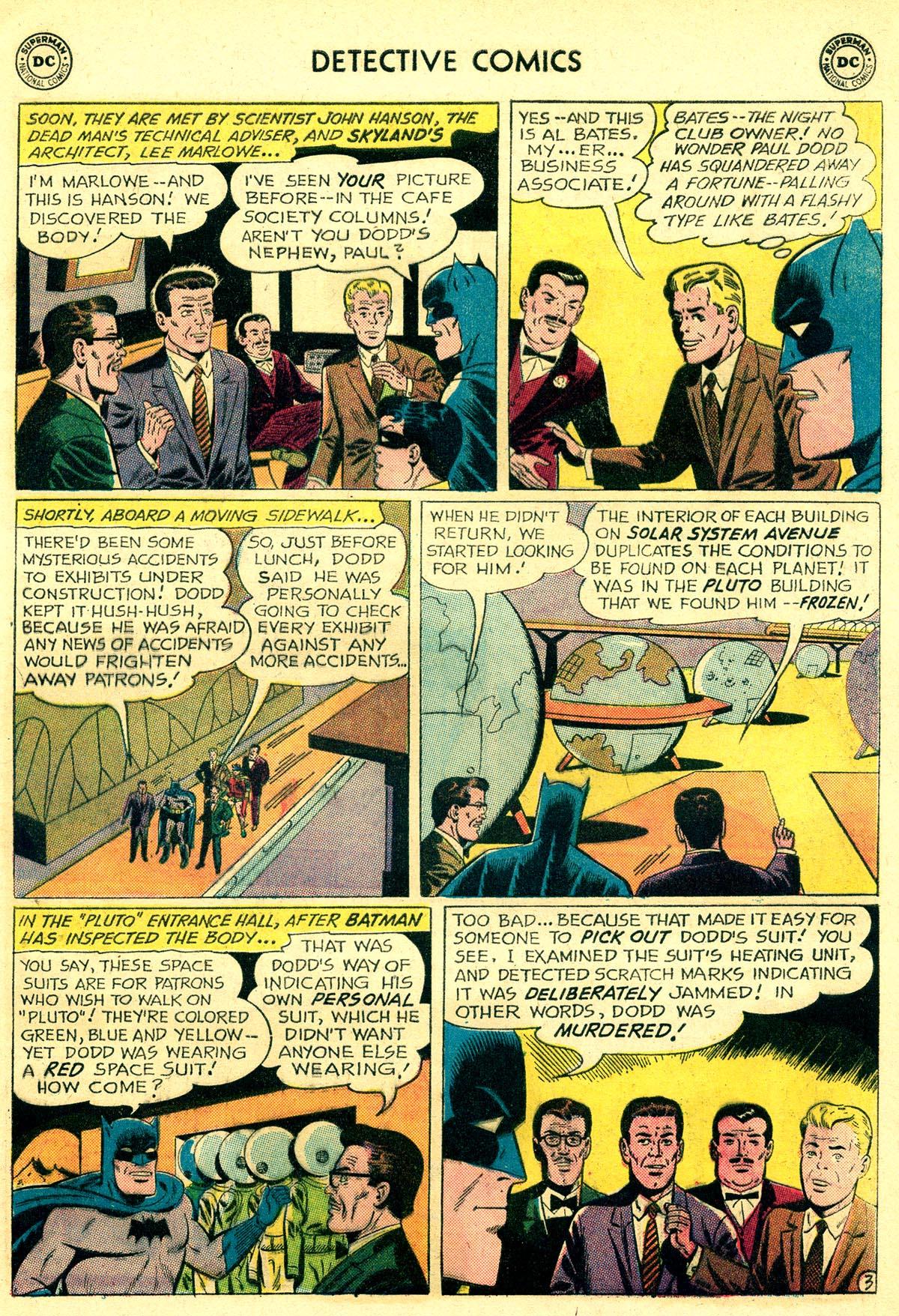Detective Comics (1937) 303 Page 4