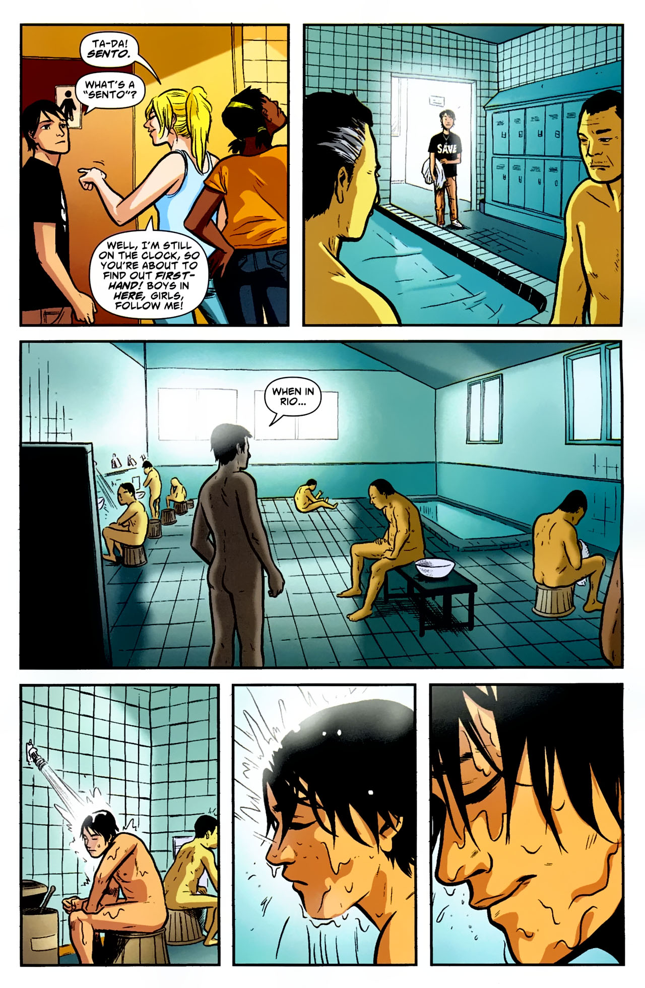 American Virgin issue 16 - Page 9