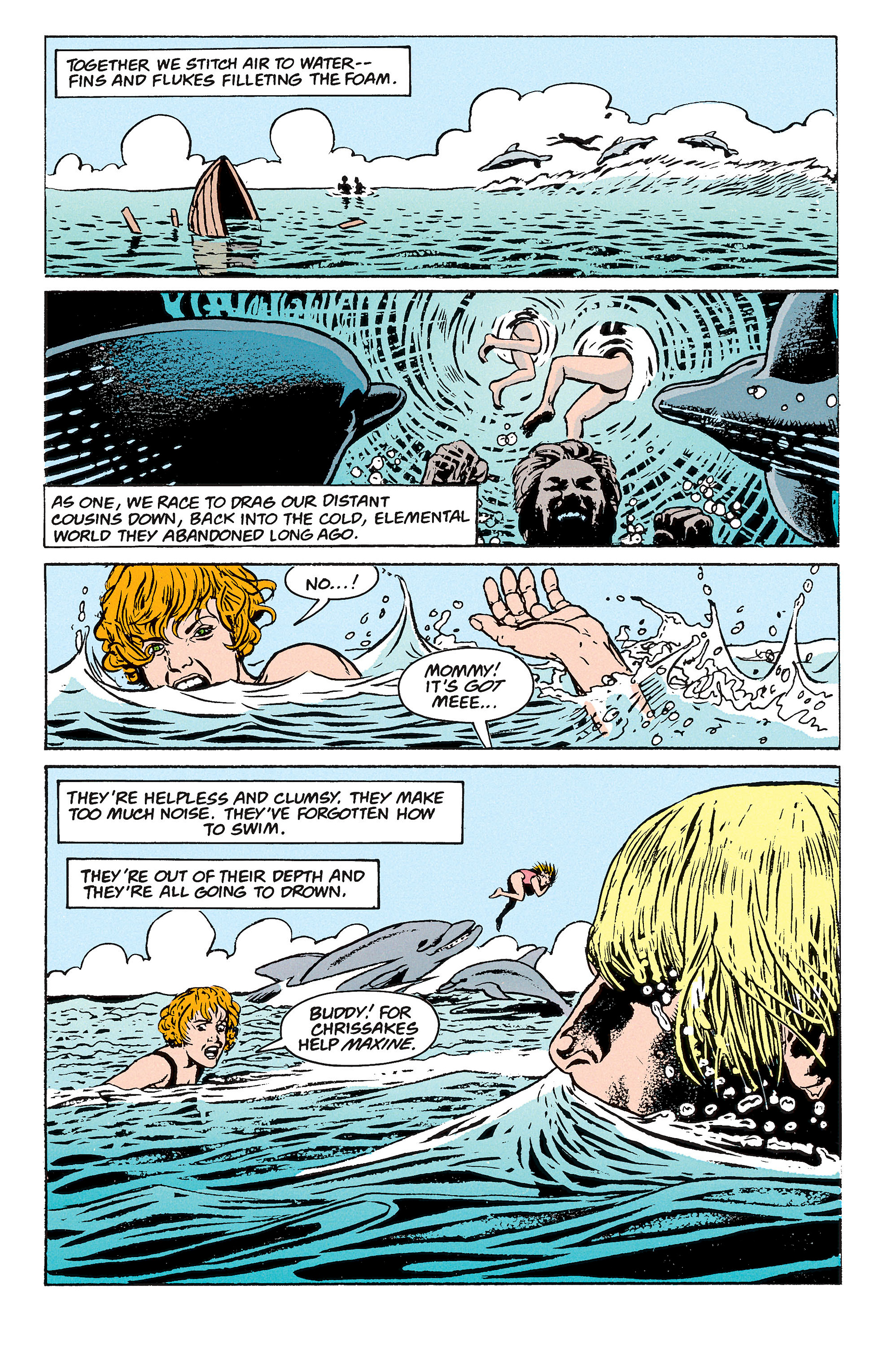 Read online Animal Man (1988) comic -  Issue #62 - 3