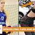 Isang Napakagandang Volleyball Player, Iniwan Ang Pagiging Atleta Upang Maging Model