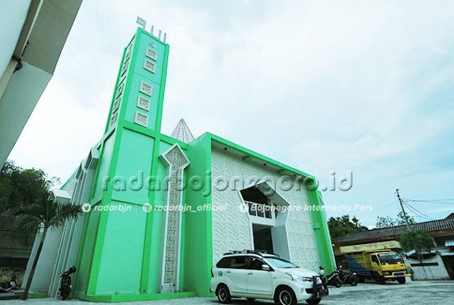 Gara-gara Proyek Gagal Bayar, Masjid Ini Ditutup