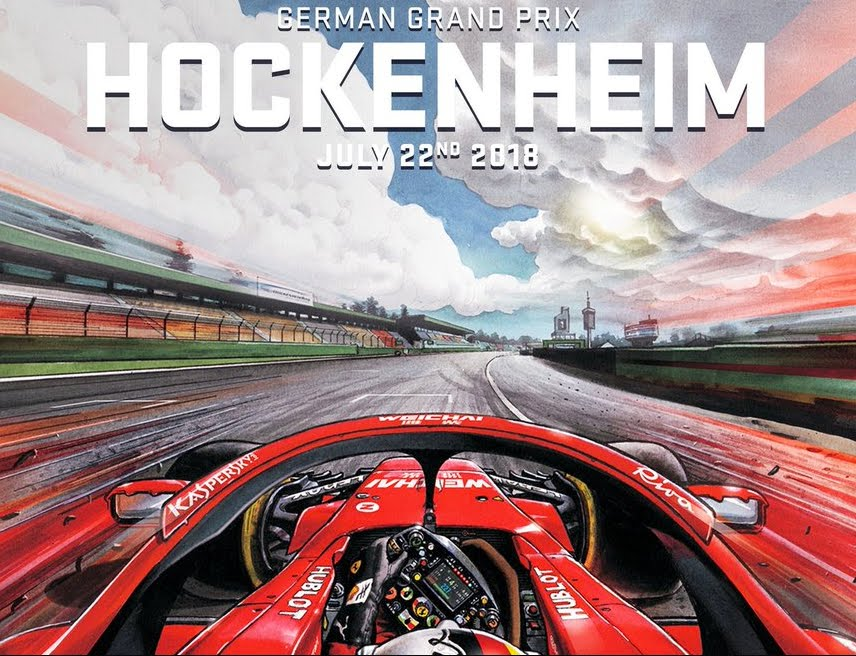 Formula 1 Germania Streaming Gratis: dove vedere partenza Gara Ferrari a Hockenheim 2018