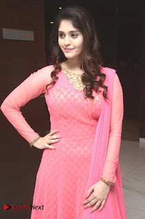 Actress Surabhi Pictures in Pink Dress at Gentleman Success Meet  0020.jpg
