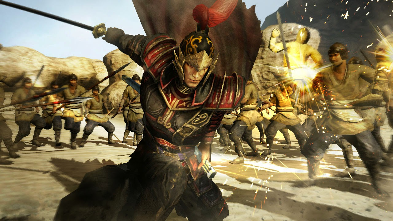 Dynasty Warriors 8 Empires Full Version PC Game