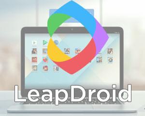 LeapDroid Android Emulator