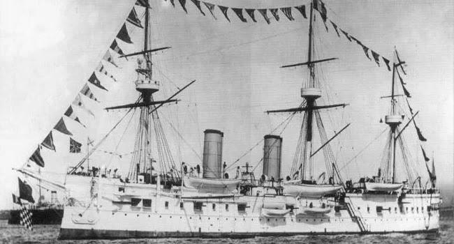 Ναυάγιο ρωσικού πλοίου φορτωμένο με θησαυρό 133 δισ. δολαρίων βρέθηκε στη Νότια Κορέα!