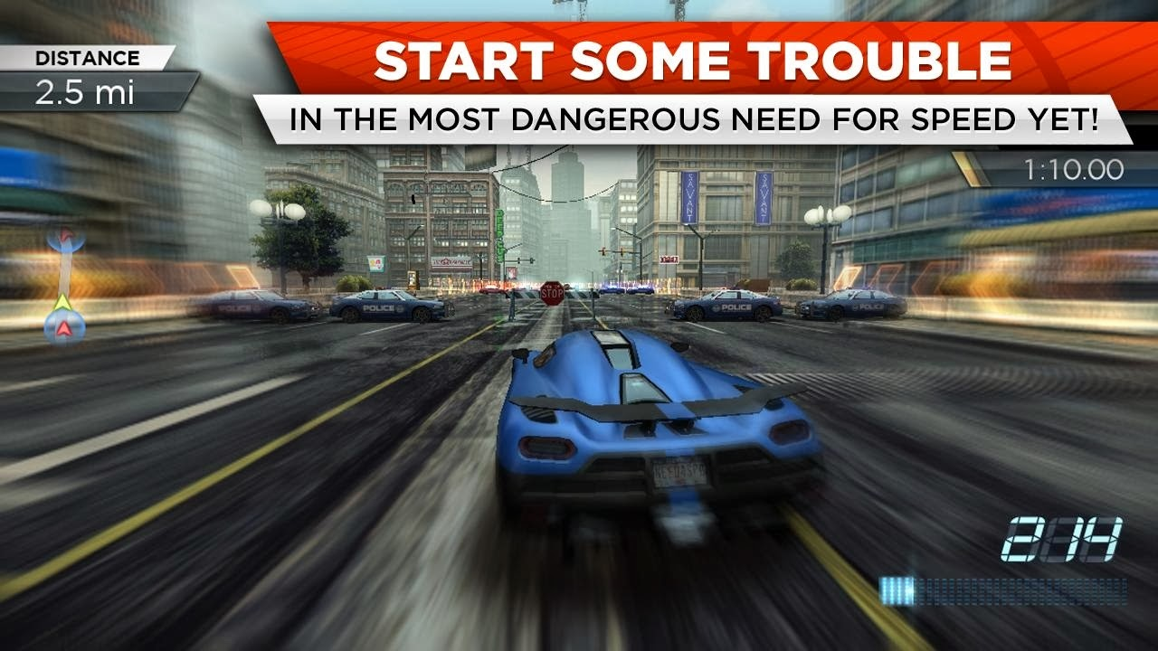 Need for Speed Most Wanted APK 1.0.50 Download
